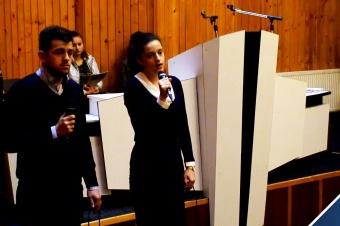 Îți predau întreaga viață – Andra Ioniță și Sebastian Gheorghe