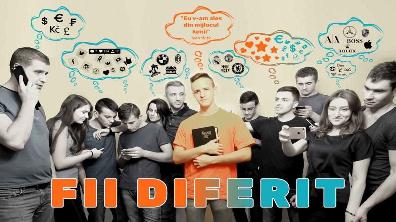 """""""Fii diferit"""" – Tabără de tineret în Cehia"""