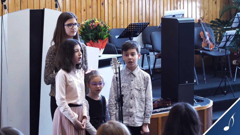 N-avem timp – Alexa Manolache și Grupul de copii Eben-Ezer