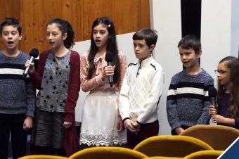 Biruitori oricând – Grupul de copii Eben-Ezer