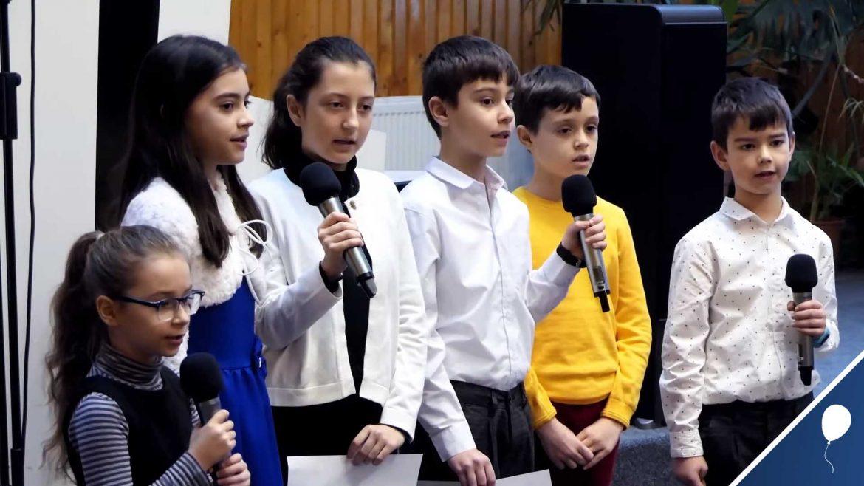 În cine ne încredem? – Grupul de copii Eben-Ezer