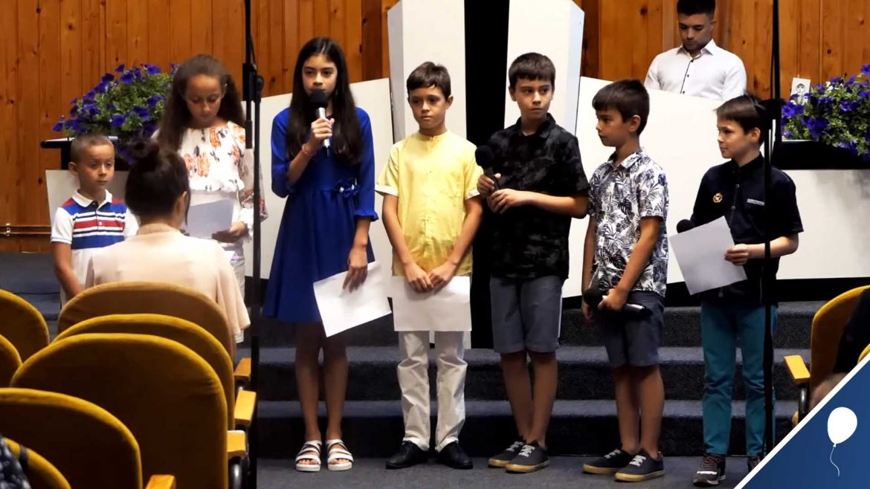 Atenție la drum! – Grupul de copii Eben-Ezer