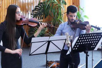 Elegie, de Shostakovich – Rebeca Mitrică, Andra și Horia Ioniță