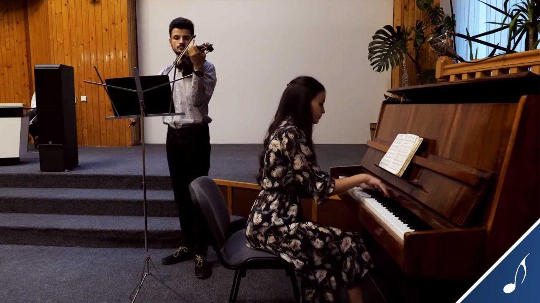 L-am văzut pe Isus – Melisa Hadade și Horia Ioniță